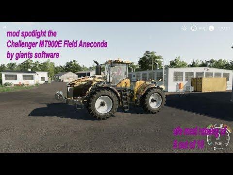 Challenger MT900E Field Anaconda v1.0.0.0
