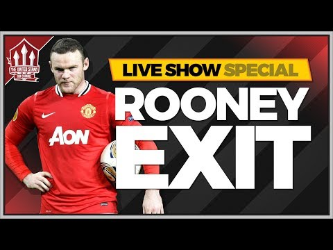 Wayne ROONEY To EVERTON & Out of MAN UTD US Tour! TRANSFER Exclusive