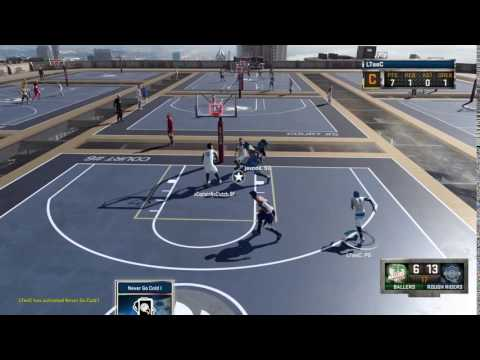 Best standing contact dunk in NBA 2K16 history