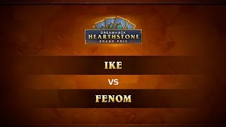 Fenom vs Ike, game 1