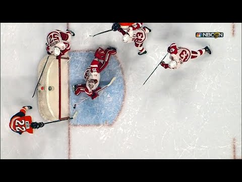 Video: Flyers' Weise scores wraparound goal against Red Wings