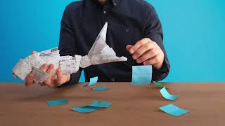 TV Ad - Xero - Fish Out of Water - Stop Motion with Sydney Magician Jackson Aces