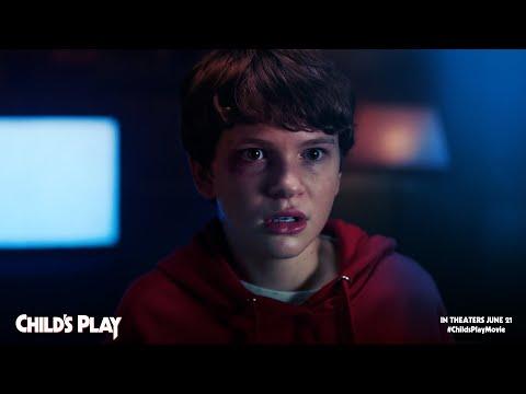 "CHILD'S PLAY Clip: ""Peekaboo"" (2019)"