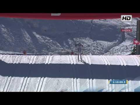 Бронзовый финиш Алексея Полторанина на чемпионате мира в Валь-ди-Фьемме