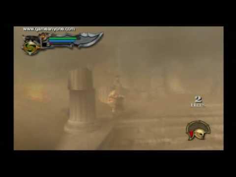 God of war 1 walkthrough athens