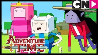 Adventure Time | Diamonds And Lemons | Cartoon Network
