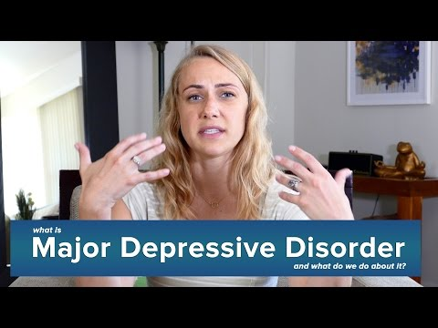 major depressive disorder theories and therapies On the basis of this theory, a therapy was devised that could  psychiatric  problems like depression, substance abuse, personality disorders,.