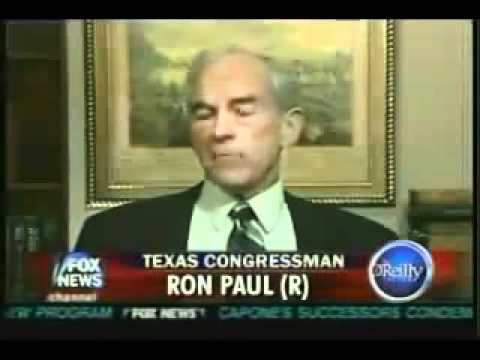 oreilly - Bill Oreilly Panics After Ron Paul Brings Up 1953 Iran Coup by US and UK.