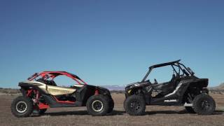 7. UTV Shootout: 2017 Can-Am Maverick X3 X rs Turbo R vs. 2017 Polaris RZR XP Turbo