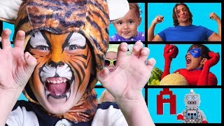 Most Popular Kids' Songs on Funtastic TV Nursery RhymesWatch more nursery rhymes here: https://youtu.be/IGoPXUOlV9o?list=PLxe_jQ8vBY6aynVfTJychIR0cy7KCQY4rThe best of Funtastic TV is all here in this video! We start with the Finger Family song, head to Johny Johny Yes Papa and keep the fun and learning going for a full 90 minutes! Which video is your favorite? Tell us in the comments below. We love you! Please SUBSCRIBE here: http://bit.ly/subscribe2funtasticFinger Animals Song (part 2)  Nursery Rhymes  Kids Songs  Baby Songs https://youtu.be/Q7dx3LFVk60?list=PLxe_jQ8vBY6aynVfTJychIR0cy7KCQY4rBath Time Songs  The Bath Song  Wash Your Hands Song  Nursery Rhymes https://youtu.be/cAjGqQj7UdE?list=PLxe_jQ8vBY6aynVfTJychIR0cy7KCQY4rWhat if Everybody did It?  Recycling Song  Conservation Song  Nursery Rhymes  Kids Songs https://youtu.be/BrH1qvjLTTs?list=PLxe_jQ8vBY6aynVfTJychIR0cy7KCQY4rABC Song  Lego Alphabet Song  ABCs  Nursery Rhymes  Kids Songs https://youtu.be/T-kcxFdFE-E?list=PLxe_jQ8vBY6aynVfTJychIR0cy7KCQY4rJohny Johny Yes Papa  Nursery Rhymes  Johny Johny https://youtu.be/D2CoNU_EJHw?list=PLxe_jQ8vBY6aynVfTJychIR0cy7KCQY4rIf You're Happy and You Know It  Kids Songs  Actions Song for Kids https://youtu.be/Dee-GVEBkHA?list=PLxe_jQ8vBY6aynVfTJychIR0cy7KCQY4rFace Paint Song and MORE Nursery Rhymes  90 minutes  Songs for Kids https://youtu.be/6W7UFBFP2OI?list=PLxe_jQ8vBY6aynVfTJychIR0cy7KCQY4r3 Little Kittens  Nursery Rhymes  Kids Songs https://youtu.be/QszY7sAuKoo?list=://youtu.be/INJSVU46s_0?list=PLxe_jQ8vBY6aynVfTJychIR0cy7KCQY4r10 in the Bed (Counting Song)  Ten in the Bed  Nursery Rhymes #NurseryRhymes https://youtu.be/YNuwyHgEuIg?list=PLxe_jQ8vBY6aynVfTJychIR0cy7KCQY4rMary Had a Little Lamb  Nursery Rhymes https://youtu.be/8qnwxlQ9bik?list=PLxe_jQ8vBY6aynVfTJychIR0cy7KCQY4rPLxe_jQ8vBY6aynVfTJychIR0cy7KCQY4rNursery Rhyme Super Compilation  3 hours  Educational httpsGoldilocks and the Three Bears  Kids Songs  Nursery Rhymes https://youtu.be/IGoPXUOlV9o?list=PLxe_jQ8vBY6aynVfTJychIR0cy7KCQY4r5 Little Ducks  Nursery Rhymes  Kids Songs https://youtu.be/JG3xtwLeqPc?list=PLxe_jQ8vBY6aynVfTJychIR0cy7KCQY4rLittle Red Riding Hood  Nursery Rhymes  Fairy Tales https://youtu.be/lbgfDbcSOyY?list=PLxe_jQ8vBY6aynVfTJychIR0cy7KCQY4rFood Songs For Kids  Songs about Food  Nursery Rhymes  Kids Songs  Educational https://youtu.be/ZglFWN4YG3Y?list=PLxe_jQ8vBY6aynVfTJychIR0cy7KCQY4rNumbers & Letters Songs For Kids  Over 1.5 Hours  Nursery Rhymes  Kids Songs  Educational https://youtu.be/9yXQ-lBWO7g?list=PLxe_jQ8vBY6aynVfTJychIR0cy7KCQY4rWheels on the Bus Farm Animals  Animal Songs Nursery Rhymes https://youtu.be/S3MTv4dfh10?list=PLxe_jQ8vBY6aynVfTJychIR0cy7KCQY4rBaby Family Song  Finger Family Song  Nursery Rhymes  Adorable Babies https://youtu.be/grCW_n3zrJY?list=PLxe_jQ8vBY6aynVfTJychIR0cy7KCQY4rLondon Bridge is Falling Down  FUNTASTIC TV https://youtu.be/-i6kmqqCoa4?list=PLxe_jQ8vBY6aynVfTJychIR0cy7KCQY4rCounting and Number Songs  Nursery Rhymes  Kids Songs  Educational https://youtu.be/0C3IJM4AnMI?list=PLxe_jQ8vBY6aynVfTJychIR0cy7KCQY4rPhonics Letter A  Phonics Song  Songs for Kids https://youtu.be/CqdGrdxs1KI?list=PLxe_jQ8vBY6aynVfTJychIR0cy7KCQY4rBingo  Nursery Rhymes B-I-N-G-O https://youtu.be/14YSavLqTgg?list=PLxe_jQ8vBY6aynVfTJychIR0cy7KCQY4rBear Hunt  Nursery Rhymes  90 MIN  Action Songs https://youtu.be/g74_PMwD6N0?list=PLxe_jQ8vBY6aynVfTJychIR0cy7KCQY4rMore Songs!5:52 Johnny Johnny Yes Papa!11:16 Finger Animals Song17:23 Johny Johny Fruits and Veggies22:14 5 Little Speckled Frogs28:55 ABC Song32:21 If You're Happy and You Know It41:07 Happy Birthday Ashlyn.43:39 The Finger Family Halloween49:24 Face Paint Song54:16 Silly Ice Cream Song56:51 Wheels on the Bus Farm Animals01:02:17 Phonics the Letter A01:08:09 I Love Face Paint01:13:00 Wheels on the Bus01:20:43 Three Little Kittens01:25:32 10 in the Bed