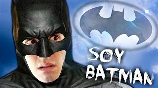 Claramente yo... ¡SOY BATMAN! | Roblox