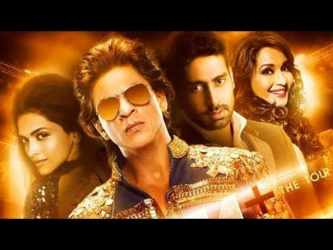 SRK, Madhuri, Deepika Sizzle In SLAM The Tour Prom