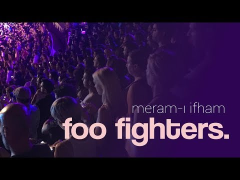 meram-ı ifham: foo fighters