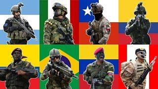 Video Los 10 Ejércitos más Poderosos de Latinoamerica (2019) MP3, 3GP, MP4, WEBM, AVI, FLV September 2019
