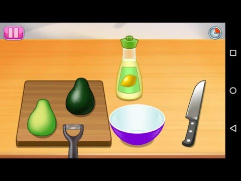 Sara's Cooking Class: How To Play California Rolls Game - Latest Cooking Games