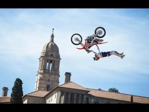 run - Watch the best action from Red Bull X-Fighters Pretoria: http://win.gs/1tRdZp6 Josh Sheehan double-backflipped his way to a spectacular victory at the Red Bull X-Fighters stop in Pretoria,...