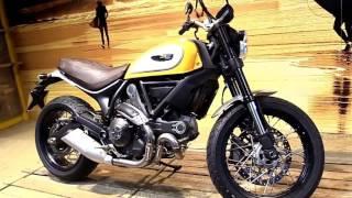 4. 2018 Ducati Scrambler Classic Special Lookaround Le Moto Around The World