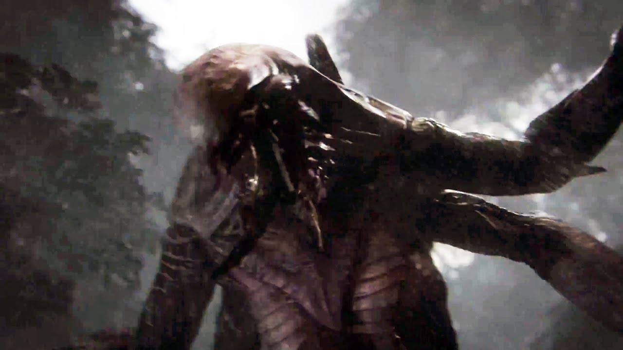 EVOLVE – I Am a Monster Trailer #VideoJuegos #Consolas