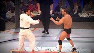Video UFC 5 Free Fight: Ken Shamrock vs Royce Gracie (1995) MP3, 3GP, MP4, WEBM, AVI, FLV Agustus 2019