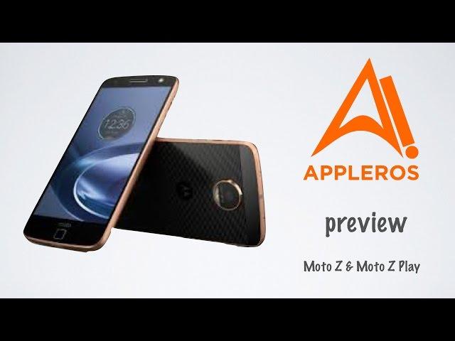 Moto Z Moto Z Play Preview En Espaol Ifa2016   Mp3FordFiesta.com