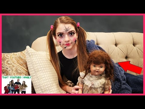 The DollMaker Is Turning Jordan Into A Doll!  The DollMaker Part 10