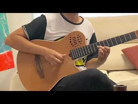 El que te gusta soy yo ( En Guitarra ) por Geño Gamez 🔥 ( deja tu comentario)