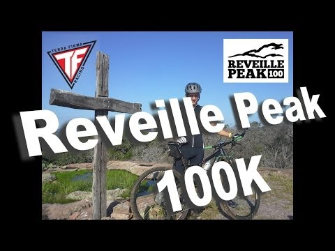 2013 Reveille Peak 100k Mountain Bike Race