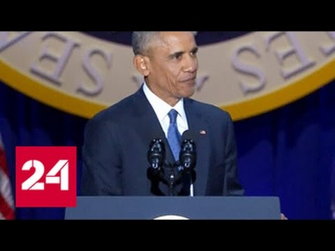 Обама продлил действие санкций в отношении России (видео)