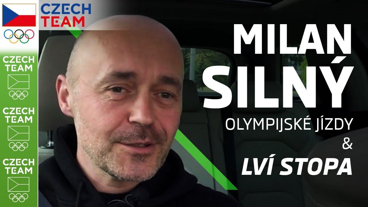 """2 000 km na kole?! LVÍ STOPA startuje! Milan """"Forrest"""" Silný hostem ŠKODA olympijských jízd"""