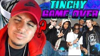 Download Lagu Tinchy Stryder - Game Over Ft. Giggs, Example ,Tinie Tempah, Devlin & Chipmunk Reaction Mp3