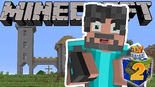 THE SECOND TOWER!! | Minecraft | Noodle Planet [S2 : Ep. 15]