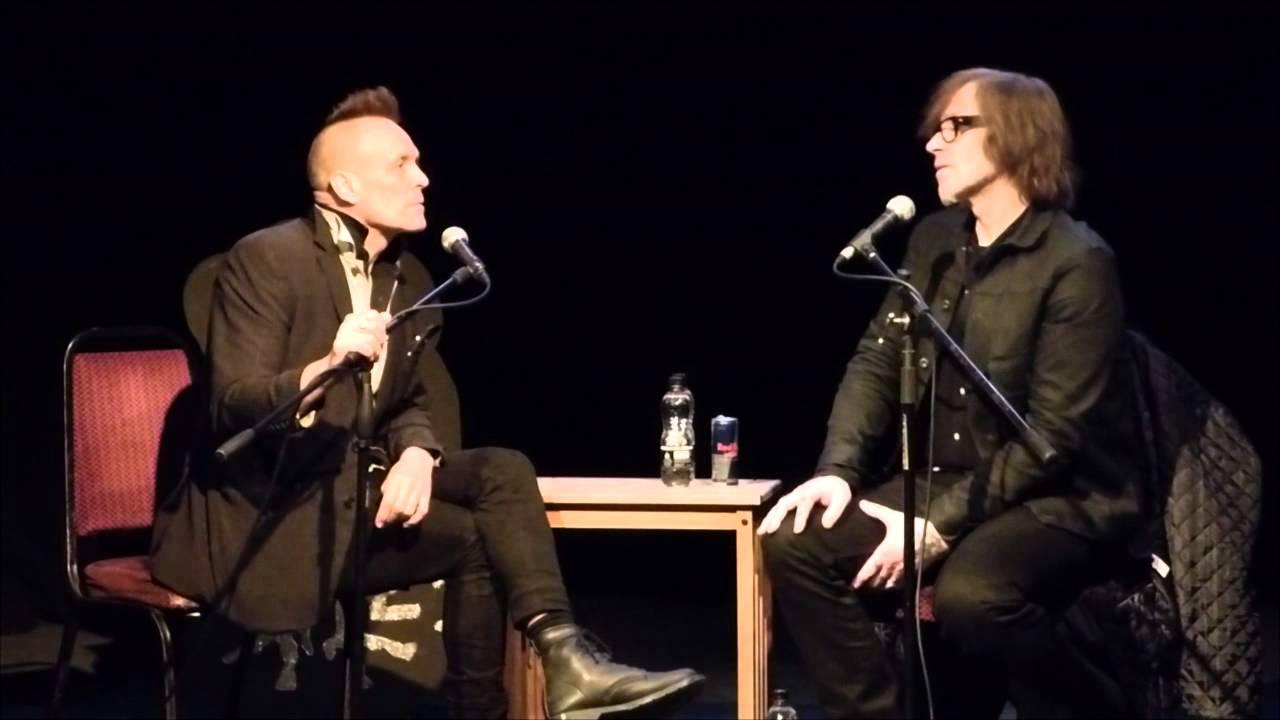 ASKiAN . Mark Lanegan Interviewed By John Robb