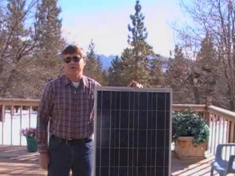 Solar Electric Home – How We Use Solar Electricity