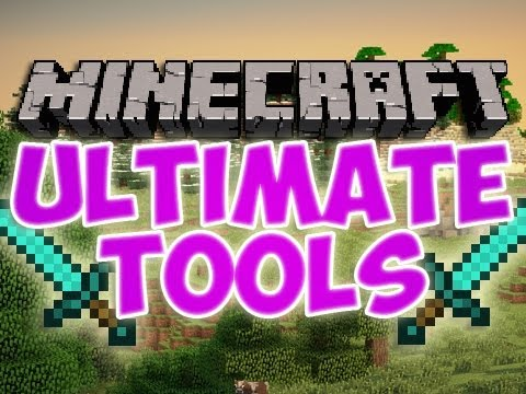 Ultimate tools mod for minecraft 1 7 4 1 7 2 1 6 4 1 5 2