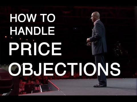 Selling Products - How to Overcome Price Objection