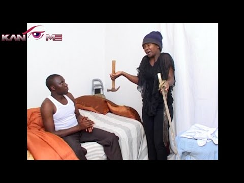 Kansiime the armed Robber. Quarantine edition. African Comedy.