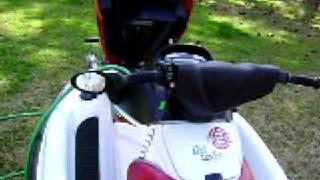 7. Kawasaki STX 15f