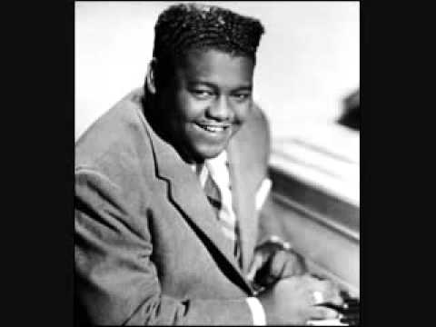 Fats Domino   I Want To Walk You Home   YouTube