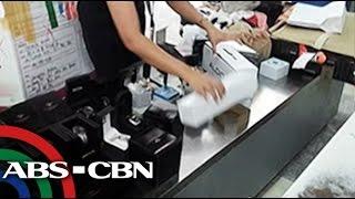 Video TV Patrol: Mamahaling gadgets at mga relo, nasabat sa balikbayan box inspection MP3, 3GP, MP4, WEBM, AVI, FLV Maret 2019