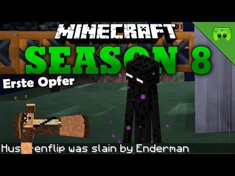 ERSTE OPFER «» Minecraft Season 8 # 24   HD