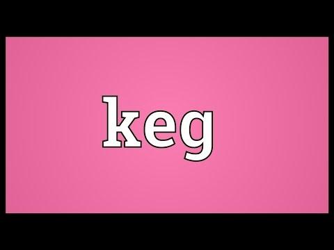 Keg Meaning