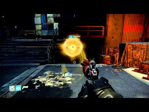 DEMO - Destiny - PS4 Gameplay Demo E3 2013 Sony Conference - Eurogamer You will buy this game. It is...your Destiny... Subscribe to Eurogamer - http://www.youtube.c...