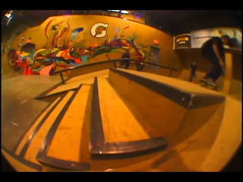 Jon Cosentino At Cj's Skatepark