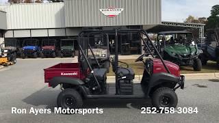 6. 2018 - Kawasaki - Mule 4000 Trans