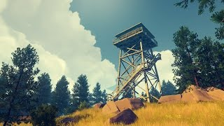 Firewatch - June 2015 Trailer