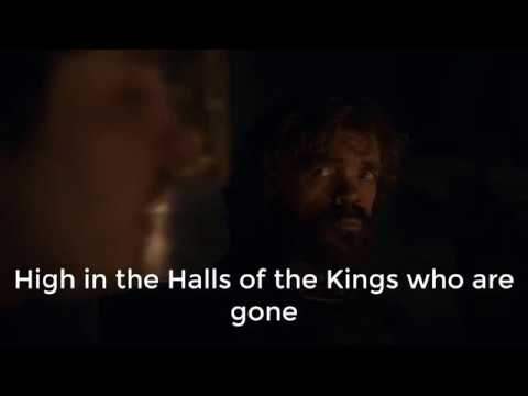 """Podrick's Song 