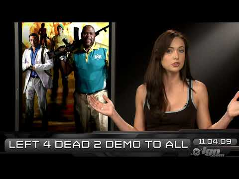 IGN Daily Fix, 11-4: Left 4 Dead 2, & Prince of Persia (IGN)