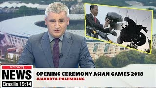 Video HEBOH,..!!!Media Asing Beritakan Video Jokowi Di Opening Ceremony Asian Games 2018 MP3, 3GP, MP4, WEBM, AVI, FLV September 2018