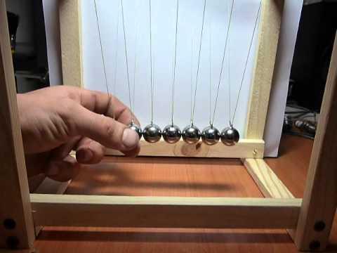 Как сделать домашний маятник