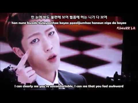 INFINITE - Inconvenient Truth  (불편한 진실) [Eng + Rom + Han Subs]